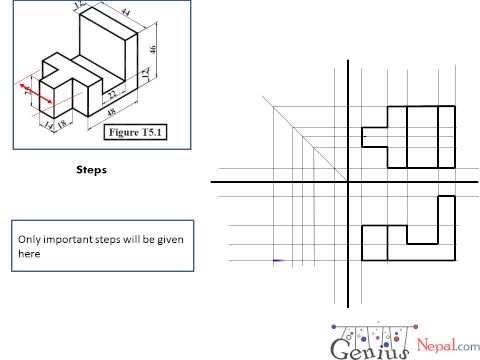 Orthographic Drawing lesson 1 - смотреть онлайн на Hah Life