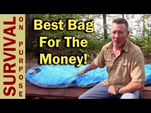 Best Lightweight Sleeping Bag for the Money – Outdoor Vitals Summit 20