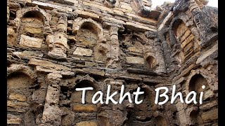 preview picture of video 'Takht Bhai - Ancient Buddhist Monastery in Pakistan'