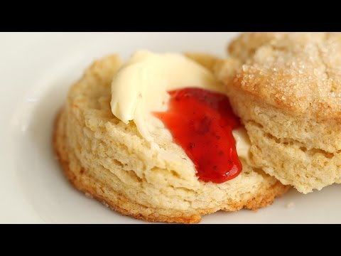 How To Make Cream Scones – Kitchen Conundrums with Thomas Joseph