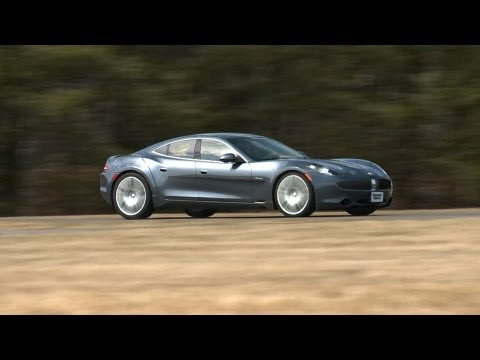 Fisker Karma Road Test