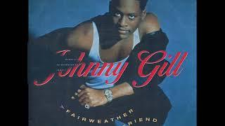 Johnny Gill - Fairweather Friend (1990)