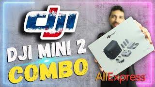 DJI MINI 2 COMBO FLY MORE // ALIEXPLESS