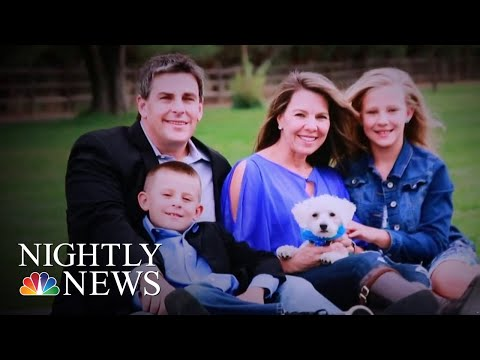 Husband Of Southwest Incident Victim Speaks Out | NBC Nightly News