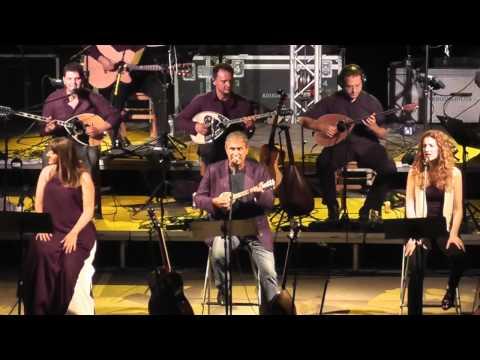 """Του Βοτανικού ο μάγκας -Γ.Νταλάρας """"Ρεμπέτικο Unplugged"""" Πετρούπολη 2/9/2014"""