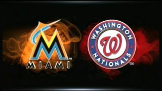 MLB 15 THE SHOW_MARLINS AT NATIONALS (2018) GM # 27