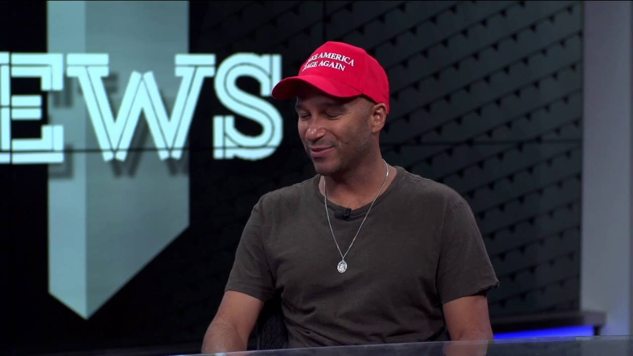 Tom Morello On Racism thumbnail