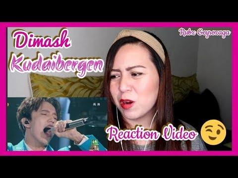 Download Dimash Adagio Reaction He Is Amazing Video 3GP Mp4 FLV HD