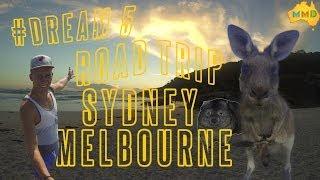 preview picture of video '#Dream 5 : Road trip de Sydney à Melbourne'