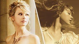 Taylor Swift Love Story 2008 vs 2021 Re-recording (Vocal Comparison)