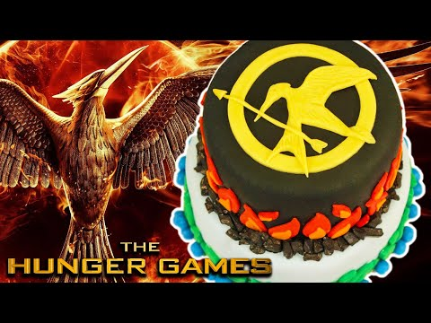 HUNGER GAMES CAKE – NERDY NUMMIES