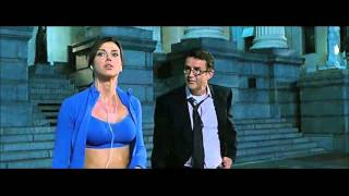 G.I.Joe: Retaliation [2013] Scene: Sexy Jaye Jogging.