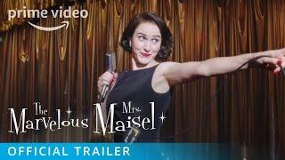 The Marvelous Mrs. Maisel Season 3 - Official Trailer | Prime Video