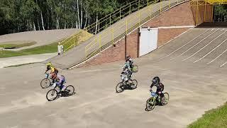 "BMX Race ""КУБОК КРАСНОЙ ПАХРЫ"" 2 ЭТАП / девочки 12 г.р./cycling/ extreme sport"