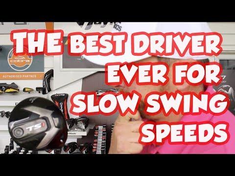 BEST DRIVER EVER FOR SLOW SWING SPEEDS - AliTaylorGolf