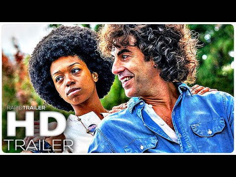 The Trial of the Chicago 7 Trailer Starring Sacha Baron Cohen and Eddie Redmayne
