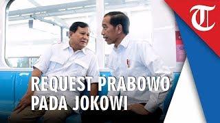 Permintaan Prabowo Kepada Jokowi, Bebaskan Pendukungnya yang Terjerat Kasus Hukum