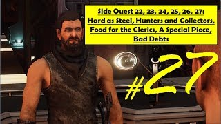Elex - Hard As Steel - Hunters and Collectors - Food for the Clerics - A Special Piece - Bad Debts