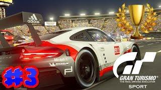 Wyzwania misji na ZŁOTO | #3 Gran Turismo SPORT | PS4 PRO + G29