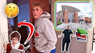 BREAKING INTO MY OLD HIGH SCHOOL..  {CONFRONTING TEACHERS}