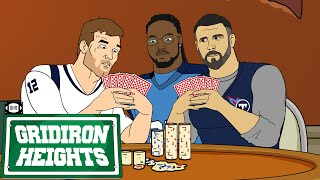 Tom Brady Was Shocked to Play on Wild Card Weekend | Gridiron Heights S4E19