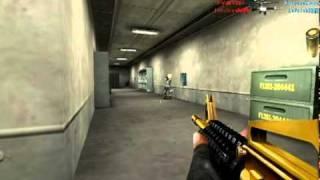 TSF JSanC_Team  AbSoLuteTear  M4A1 AK74