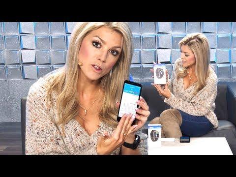 Besser geht nicht! Katie Steiner testet die neueste Fitnessuhr! Bei PEARL TV (Mai 2019) 4K UHD
