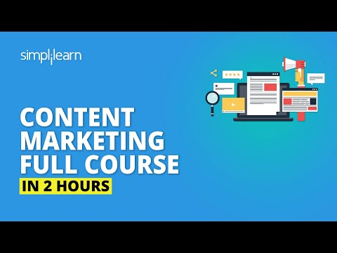 Content Marketing Full Course | Content Marketing Tutorial For ...