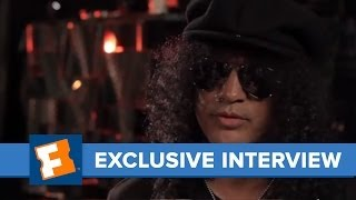 Rapid Fire With Slash | House Of Screams | FandangoMovies