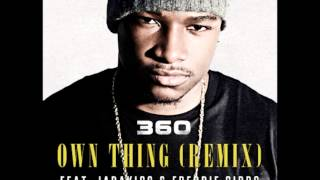 360 Ft. Jadakiss & Freddie Gibbs - Own Thing (Remix) (2012 New Music Video Dirty NO DJ)