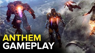ANTHEM - GAMEPLAY TRAILER E3 2017 4K