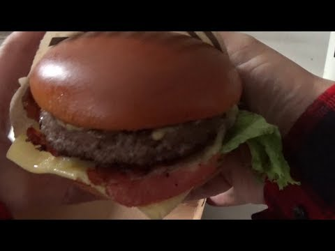 Signature Classic Beef Burger - Mcdonalds - Test