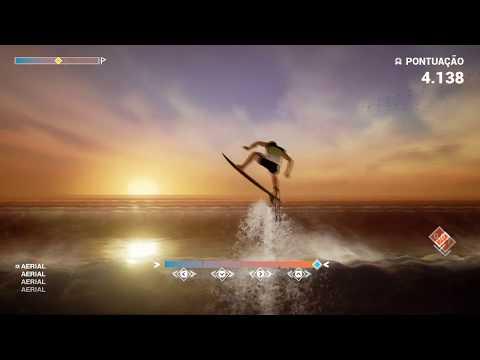 Radouken surfando Análise Surf World Series