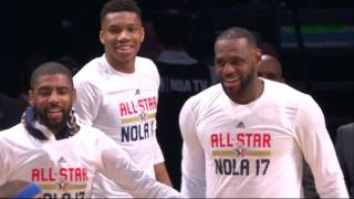 Best Reactions From The All-Star Game | 02.19.17
