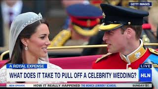 Royal Wedding - David Tutera On HLN