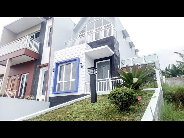Rumah Eksklusif dengan 3 Kamar Tidur & View Cantik Nuansa Villa
