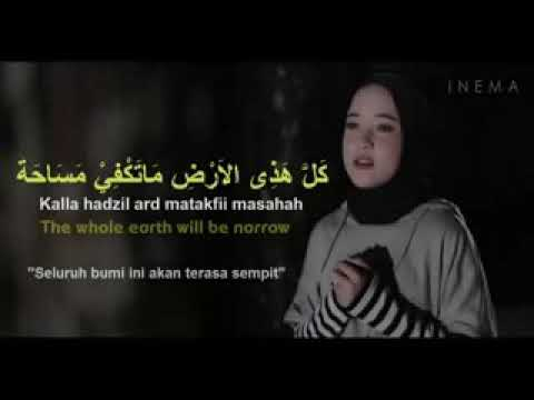 , title : 'DEEN ASSALAM cover BY SABYAN ( LYRICS & translate )'