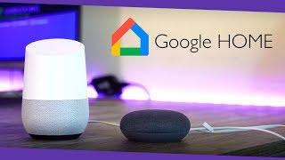 Google Home y Google Home Mini | ¿Merecen la pena?