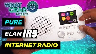 Pure Elan IR5 Internet Radio Review 🇬🇧