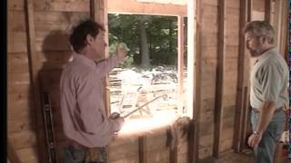 Combining Two Double-Hung Windows