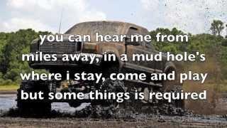 Big Tires - Lenny Cooper [Lyrics On Screen]