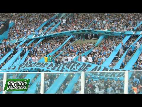 """Hinchada Belgrano - Belgrano 1 Boca Juniors 2"" Barra: Los Piratas Celestes de Alberdi • Club: Belgrano"