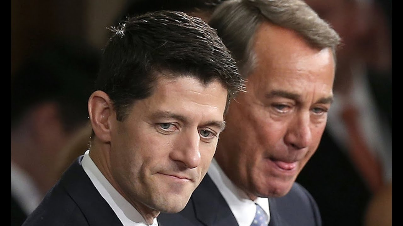 John Boehner Suggests Paul Ryan As Republican Nominee thumbnail