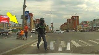 Добрые поступки БАЙКЕРОВ. Мотоциклисты творят добро!