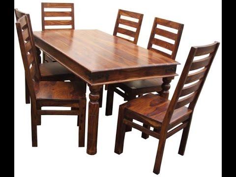Teak Dining Table In Bengaluru Karnataka Teak Dining Table Price