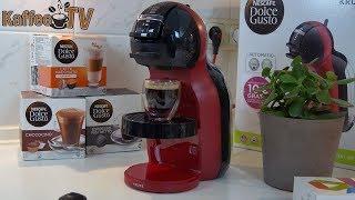 Nescafé Dolce Gusto MINI ME im Test (inkl. Zubereitung von Espresso & Latte Macchiato)