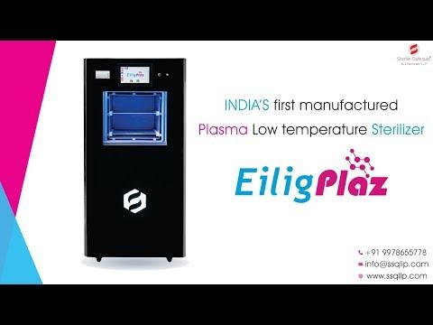 H2O2 Plasma Sterilizer