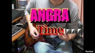 ANGRA  /  Time  Cover