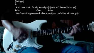 Avril Lavigne - Crush (Guitar Cover)