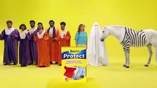 Iberia IBERIA PROTECT - Toallitas Captura Colores (2020) anuncio